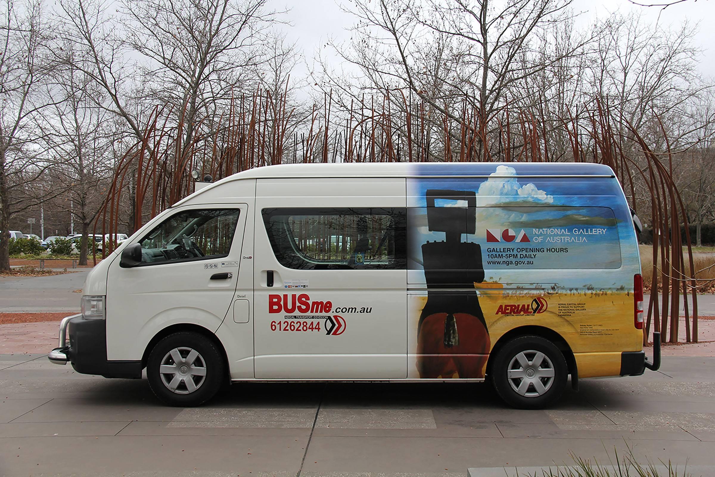13 Seat Bus