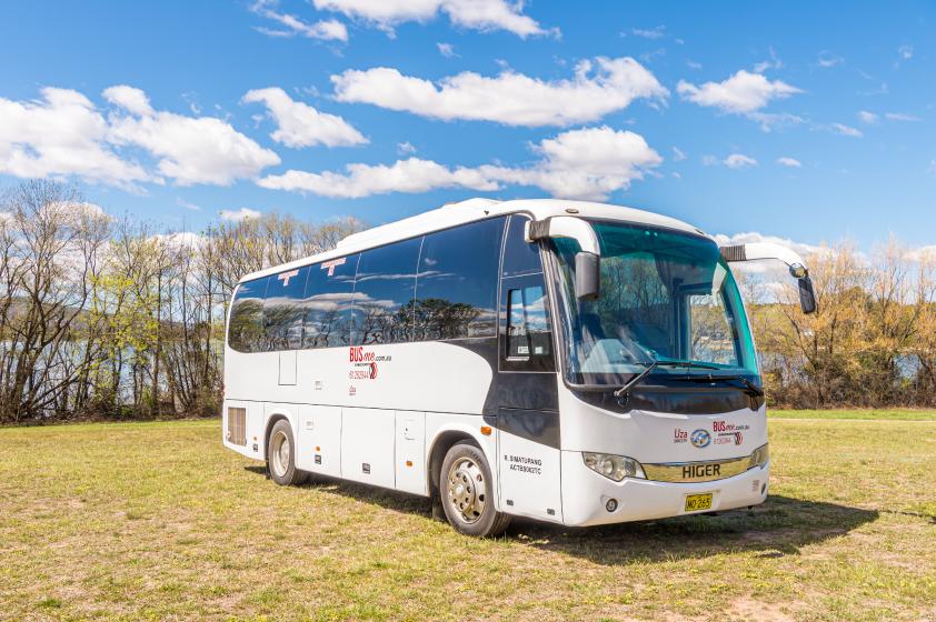 33 Seat Bus